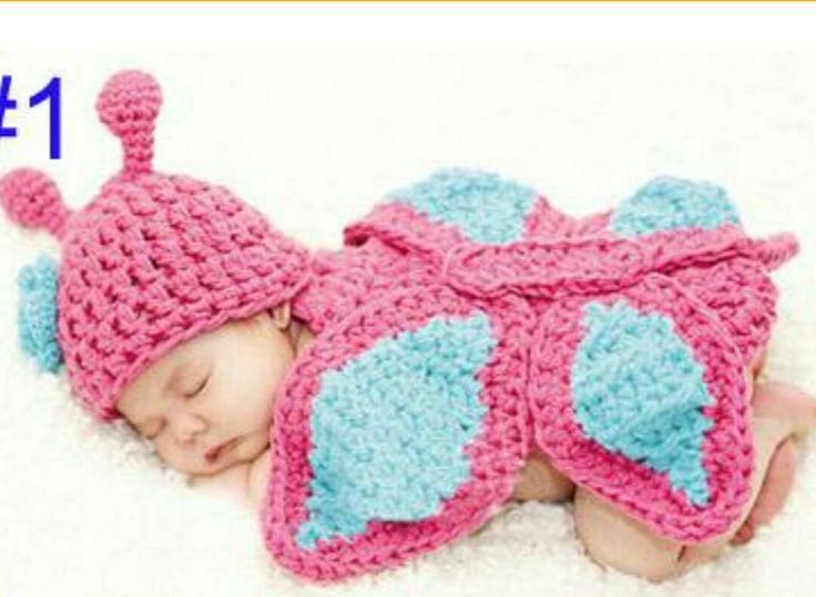 Baby Animal crochet sets