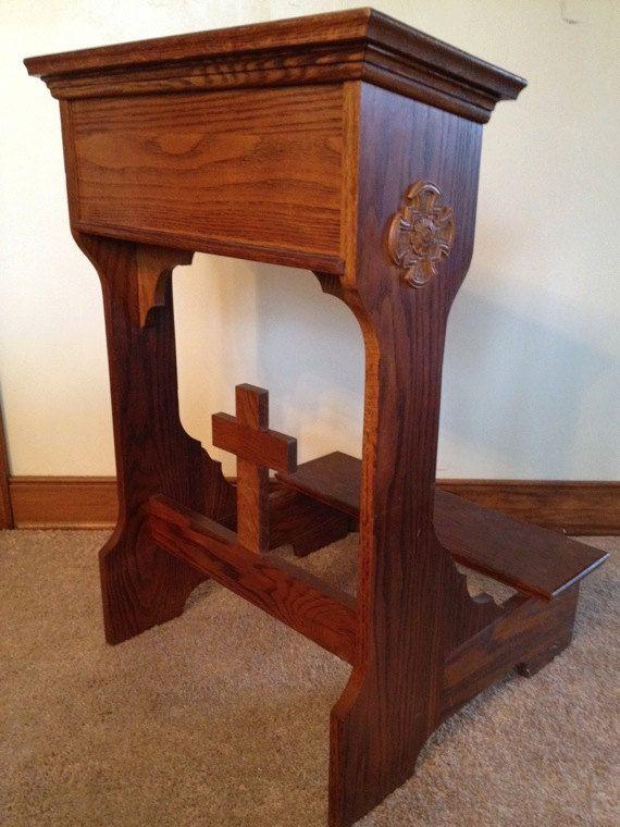 16 Best Images About Prayer Kneeler Ideas On Pinterest
