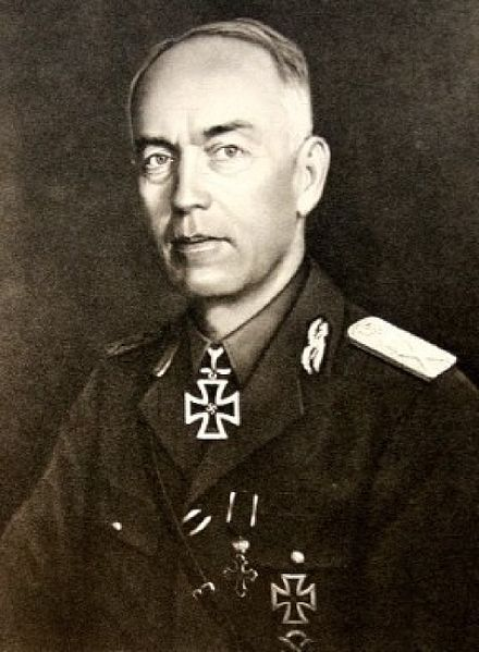 Ion Antonescu- Romanian Conducator (leader) during WWII