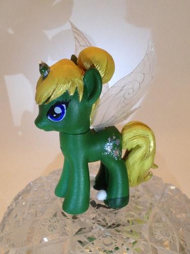 My Little Pony Friendship Is Magic Custom Pony Tinkerbell Figure | eBay