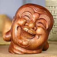 Laughing! buddhas