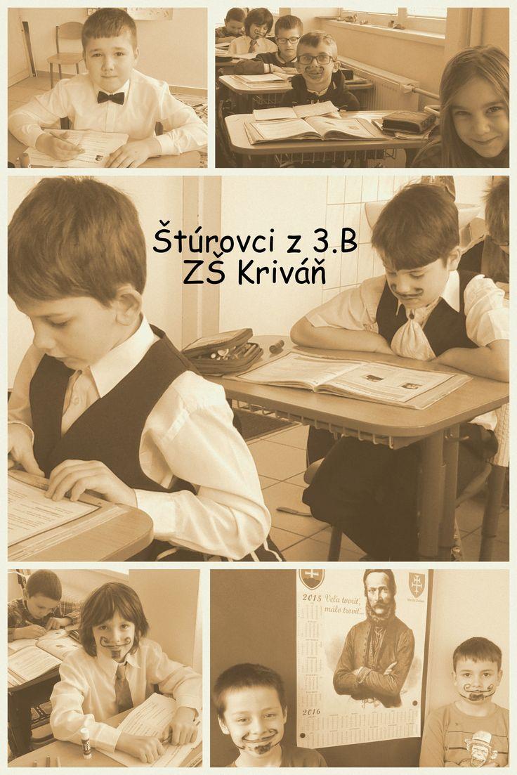 Ľudovít Štúr ZŠ Kriváň zskrivan.edupage.org