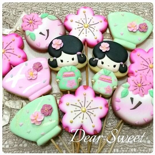 D.Sweet - Handmade Creative Cookies on Facebook