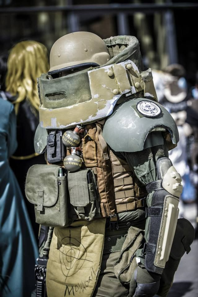 #cosplay juggernaut at desucon by 4WD on deviantART