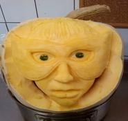 Pumpkin carver for hire. Halloween pumpkins for hire in London and the UK.