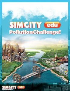 SimCityEDU: Pollution Challenge! is a game-based learning and assessment tool for middle school students covering the Common Core and Next Generation Science Standards.