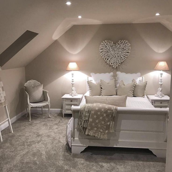 25 Amazing And Beautiful Loft Bedroom Design Ideas For Best Inspiration Goodsgn Bedrooms Bedroom Colour Schemes Warm Simple Bedroom Bedroom Color Schemes Loft bedroom paint ideas