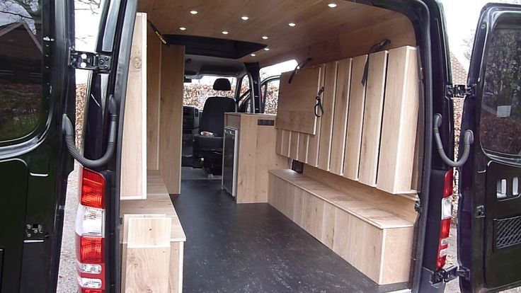 25 best ideas about mercedes sprinter camper van on for Auto interieur reinigen zelf