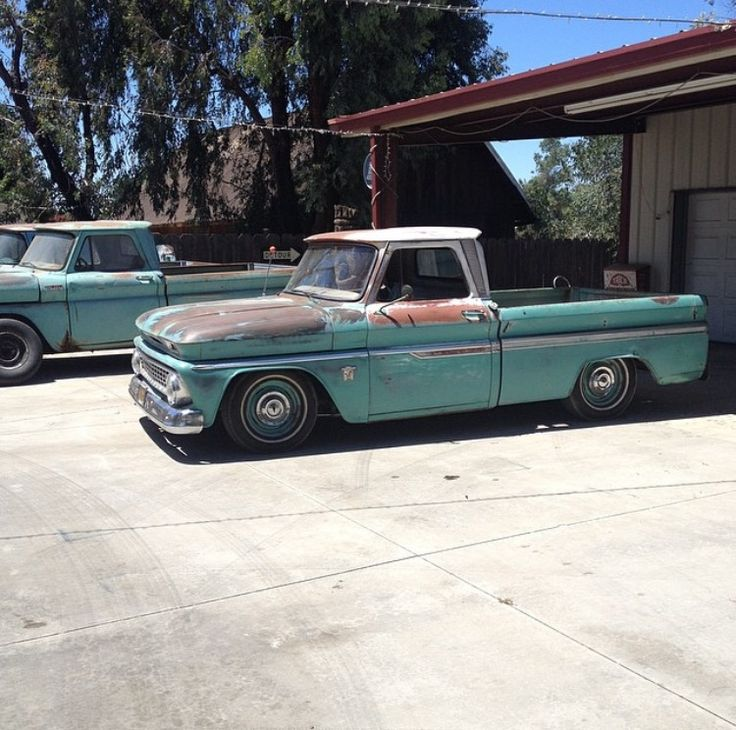 Best 600 60 To 66 Chevy Trucks Images On Pinterest
