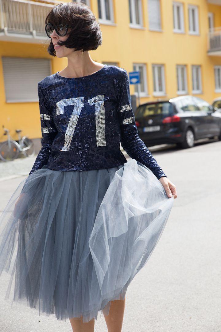 Fantastisch Tüllrock Kombinieren | Female Bloggers Free For All | Pinterest | German  Fashion, Ootd And Street Styles