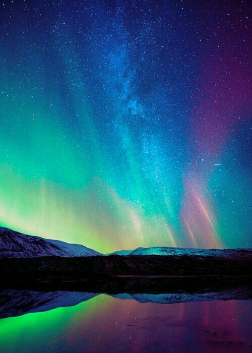 Aurora Australis  - Life In Color #MichaelLouis
