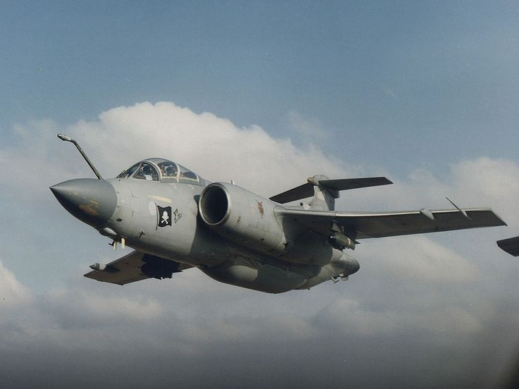 Royal Air Force Blackburn Buccaneer S.2B