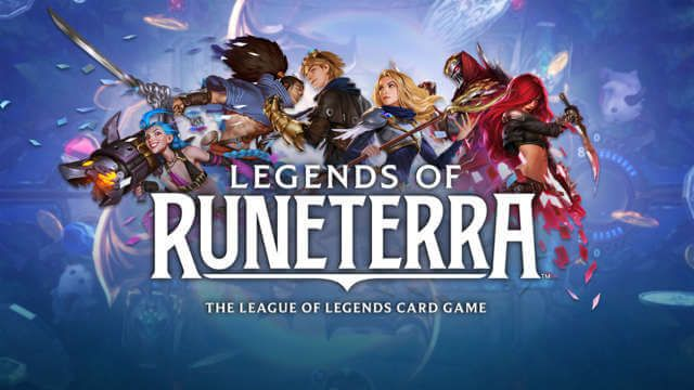 Legends Of Runeterra Apk Download For Android 2019 League Of