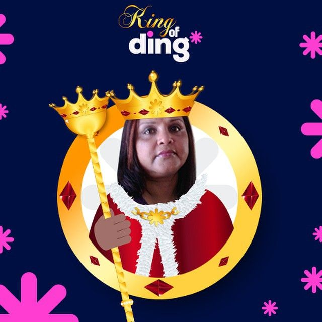 Jasmin is our #kingofding for this week! She wins $30 USD top up! Watch out for our great #NEW #competitions coming this week! #topupyourday