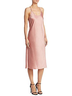 30941512b196 T by Alexander Wang Wash n Go Slip Dress | slip dress | Dresses ...