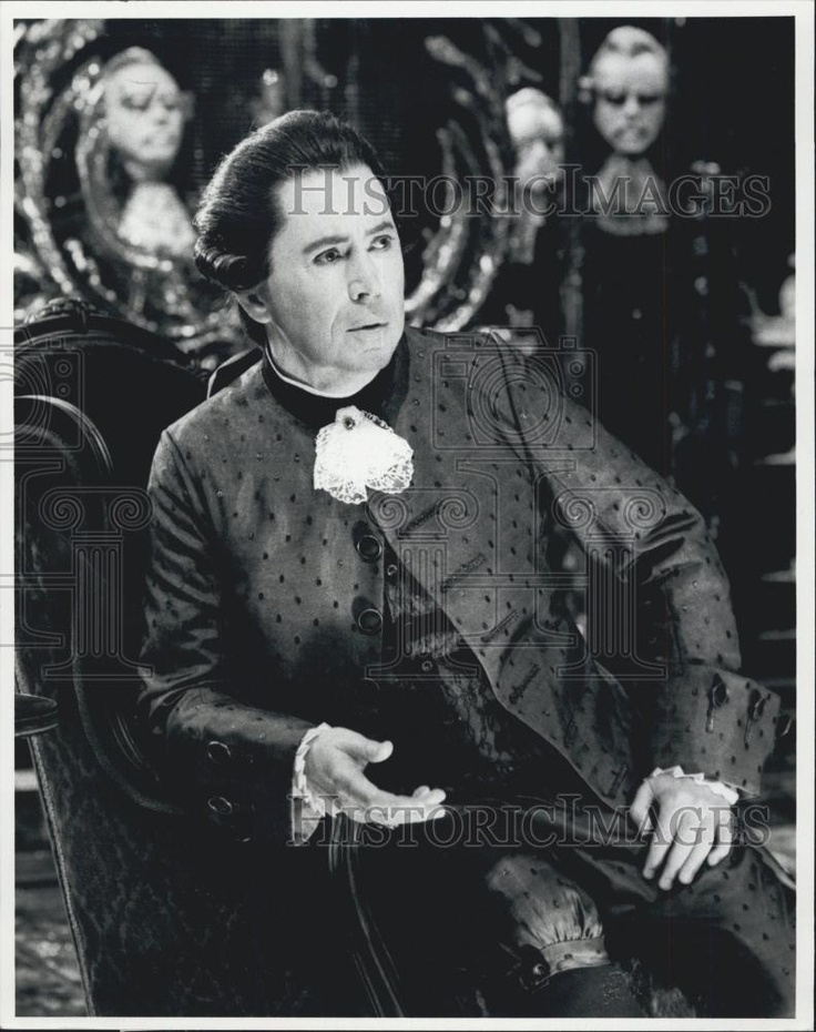 "Brian Bedford as Salieri in ""Amadeus"". The show that made me fall in love with Stratford."