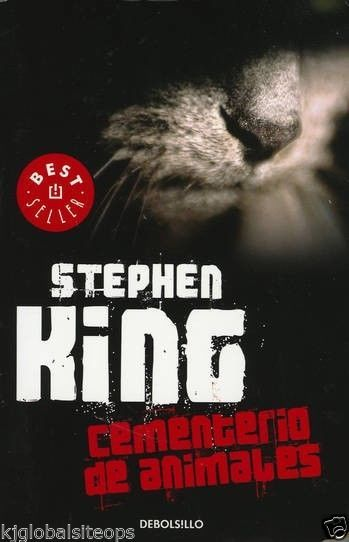 CEMENTERIO DE ANIMALES   KING, STEPHEN    SIGMARLIBROS