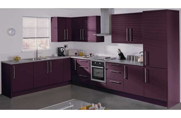 Had Plum Wall Color In Mind But This Is Amazing House Inspo