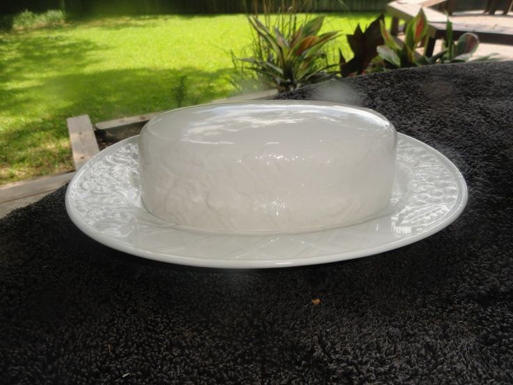Mikasa English Countryside Embossed Grapes Flowers White Covered Butter Dish & 56 best Mikasa English Countryside images on Pinterest | English ...