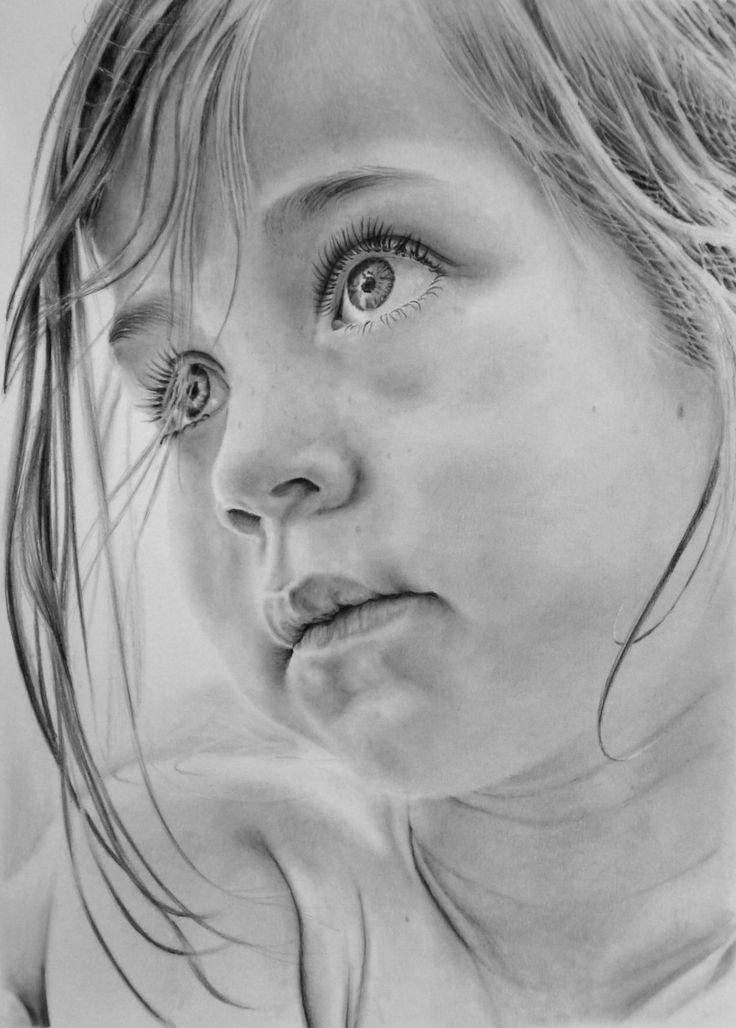 Dibujo a lápiz de LateStarter63.deviantart.com donde se difuminan las manchas aportando mas realismo.