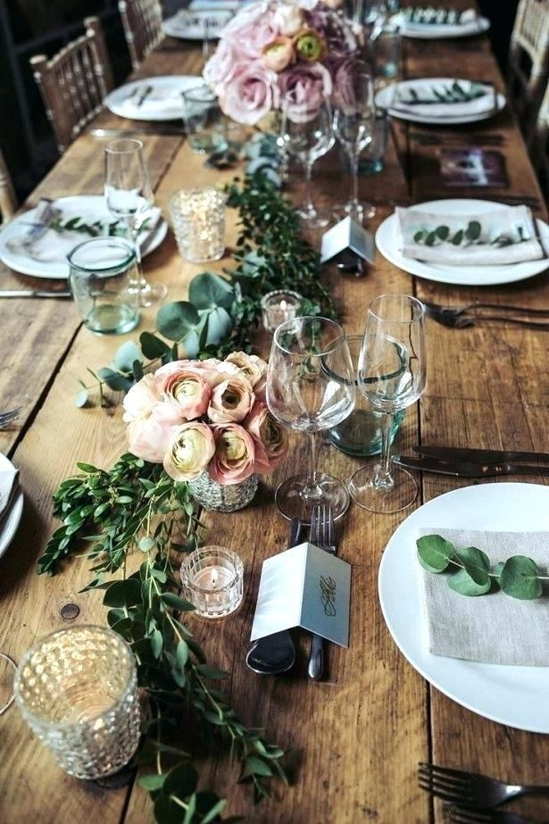 More Click Loveable Outdoor Christmas Table Settings Ideas Christmas Party Best Table Decoration Ideas Rustic Table Decorati Wedding Table Settings Rustic Wedding Flowers Wedding Table