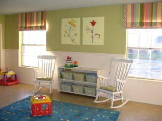 Church Nursery Design Ideas | Church Nursery and Toddler Room