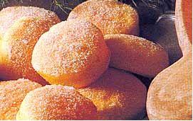 Сладкие булочки с шафраном. Sweet bun with saffron