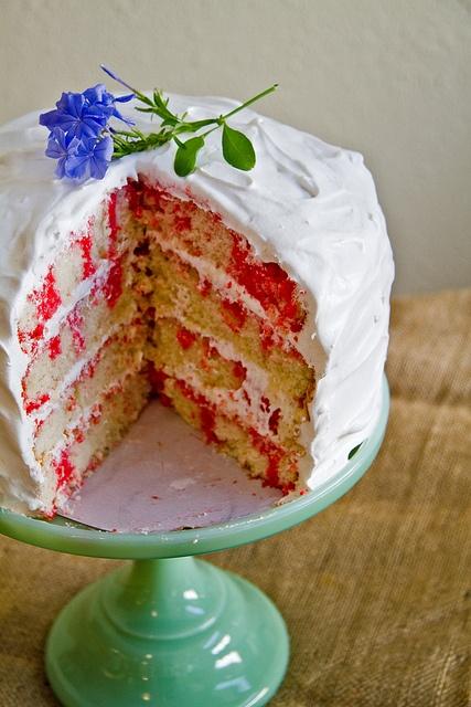 Jadite Cake Stand
