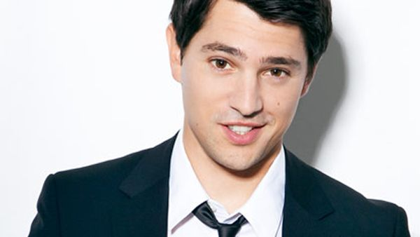 Nick D'Agosto. Between the brown eyes, big eyebrows and the crooked smile... I can't... Done.
