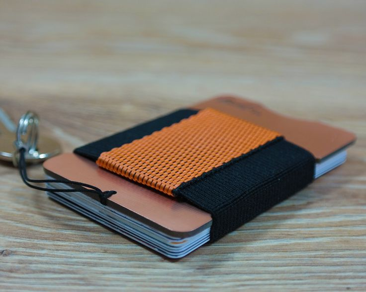 fr4™ minimalist RFID blocking wallet