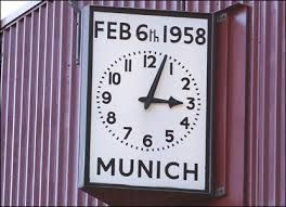 Munich clock man utd