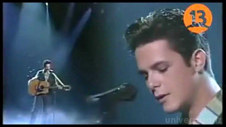 Alejandro Sanz - Pisando fuerte, Viviendo deprisa (1992) - En vivo