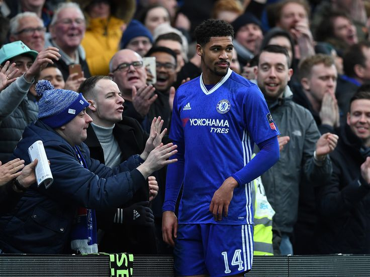 Chelsea midfielder Ruben Loftus-Cheek joins Crystal Palace on season-long loan
