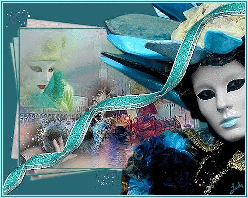 mascaras carnaval venecia