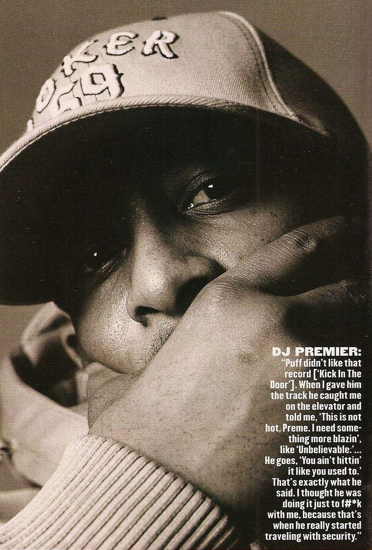 DJ Premier (Gangstarr)