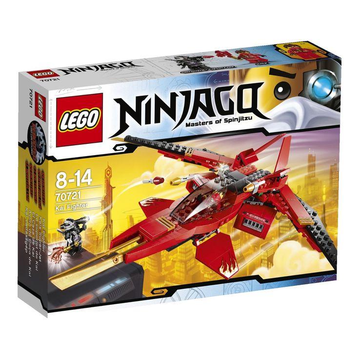 lego ninjago playthmes 70721 jeu de construction le superjet de kai