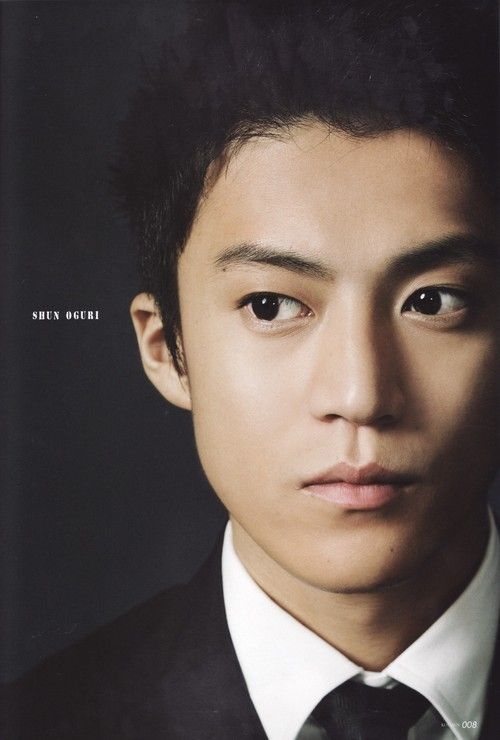 Japanese actor: Oguri Shun