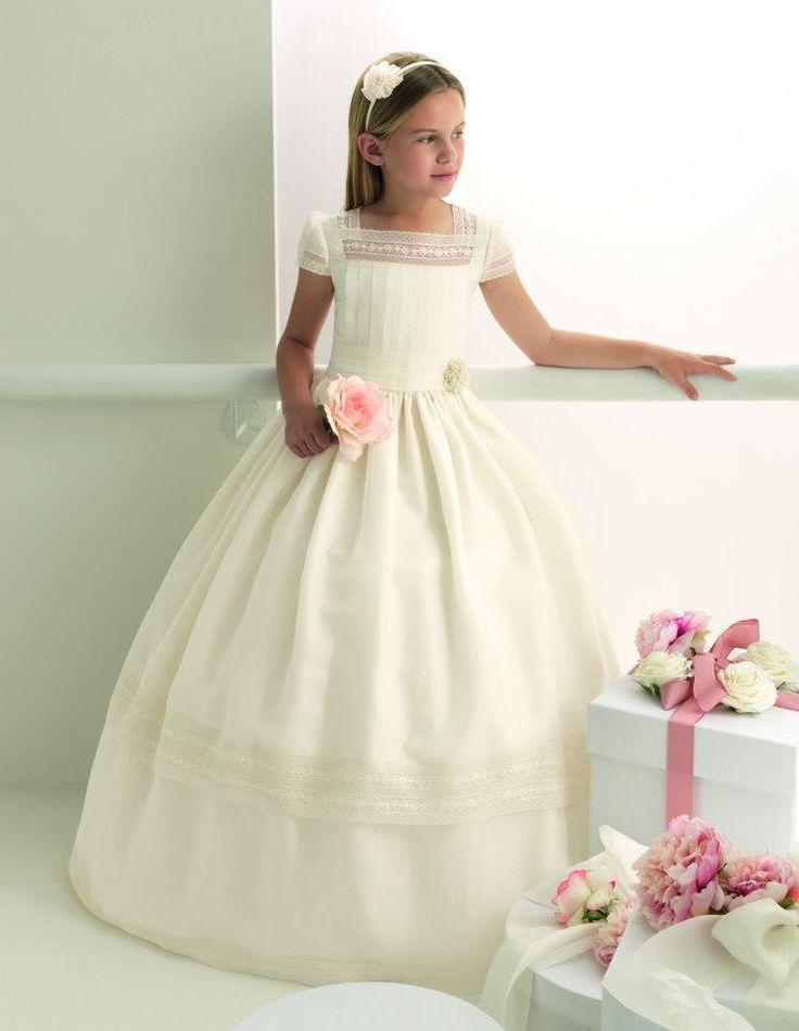 vestidos de primera comunion | vestidos de primera comunión rosa clara primavera 2013 (11)