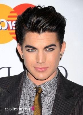 Adam Lambert Hairstyle Online