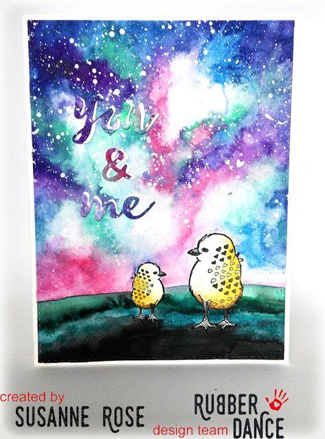 Susanne Rose Designs: New Easter/ Spring Stamps for Rubber Dance