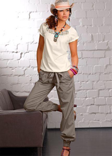 Женские брюки на манжете (62 фото): как сделать манжеты внизу брюк, модные модели 2016