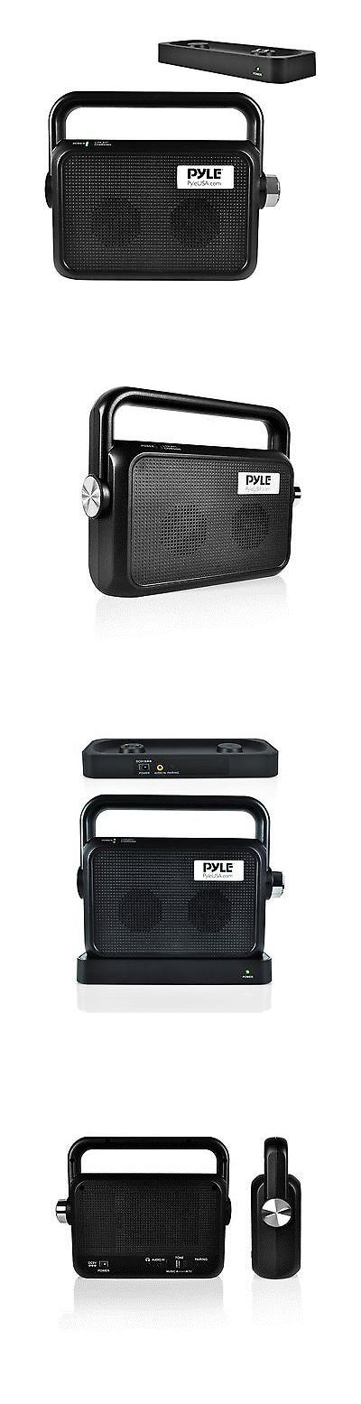 Hearing Assistance: Pyle Wireless Tv Speaker | Portable Tv Soundbox | Tv Audio Hearing Ass... No Tax -> BUY IT NOW ONLY: $73.59 on eBay!