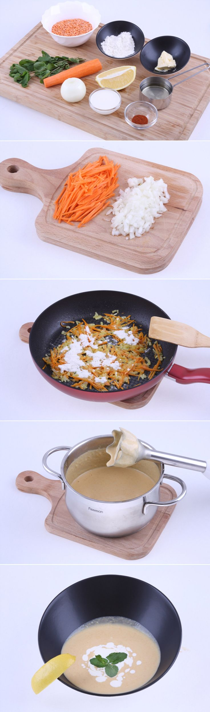 Турецкая чечевичная похлебка «Мерджимек-чорбасы». Чечевичная похлебка очень полезна Для вегетарианцев похлебка будет незаменимым блюдом. Вам она понравится не только за свои вкусовые и питательные качества, но и за то, что ее очень просто и быстро готовить! Ингредиенты и рецепт...http://vk.com/dinnerday; http://instagram.com/dinnerday #суп #кулинария #похлебка #чечевица #вегетарианское #еда #овощи #рецепт #dinnerday #food #cook #recipe #soup #cookery #lentil #vegetables #vegetarian