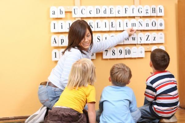 Kindergarten activities for children with autism [Slideshow]