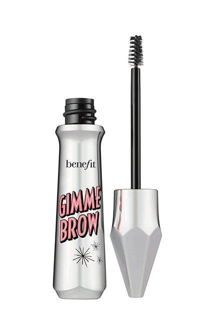 Benefit Just Upped The Brow Game In A Major Way #refinery29 http://www.refinery29.com/2016/05/110652/new-benefit-brow-collection-2016#slide-2 Say hello to the new and improved Gimme Brow. This award-winning tint is getting a new shade. According to Scott, if you're looking to build the product, wait a minute between coats to get the thickness you want. Benefit Gimme Brow, $24, available in July at Benefit. ...