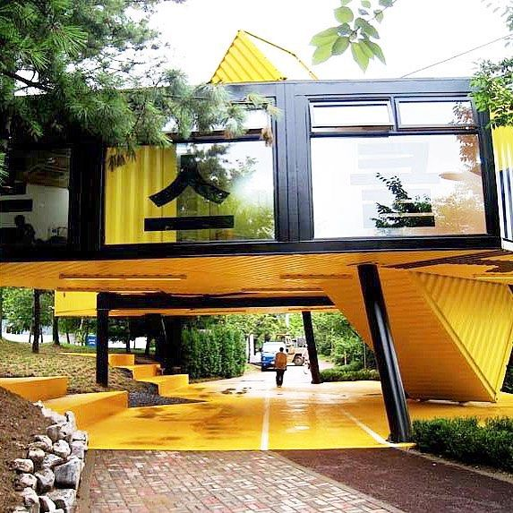 4347 best images about minimalist houses containers for Minimalist container house