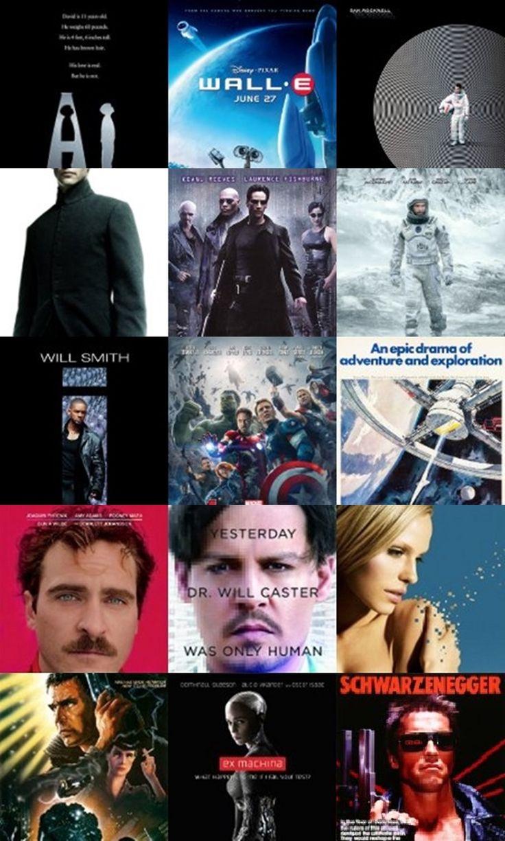 Yapay Zeka İle İlgili Filmler _ Movies About Artificial Intelligence