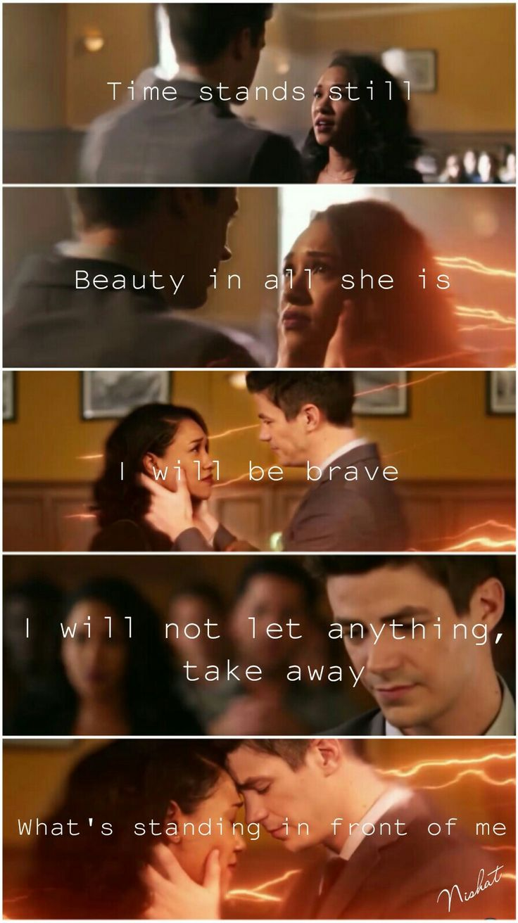 Every breath, every hour has come to this. #WestAllen #TrialofTheFlash