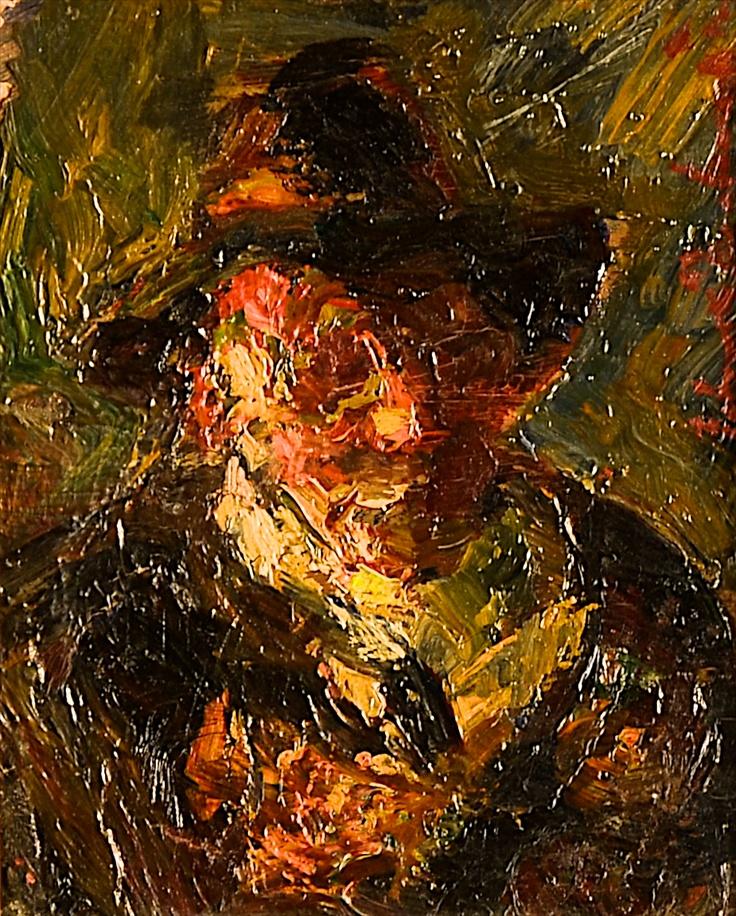 Rudolf Schweitzer-Cumpăna (1886-1975) – PORTRET