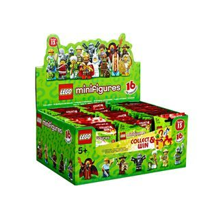 Lego Minifigures Series 13 Full Carton (60 Minifigure Bags)